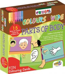 Mansa Chhota Colour & Wipe Parts Of Body
