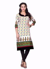 Snoby Printed Summer Kurti (SBY1153)