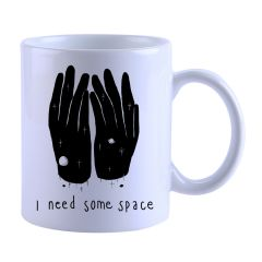 Snoby I Need Some Space Printed Mug(SETG_244)
