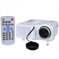 Unic Uc28 LED Cinema Projector With Hdmi