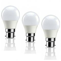 Syska LED Bulb (pack Of 3 Bulbs)PAG-15W-white Color