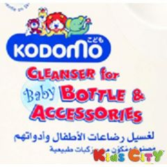 Kodomo Cleanser For Baby Bottle & Accessories - 700ml (Refill)