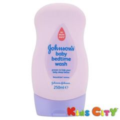 Johnsons Baby Bedtime Wash - 250ml