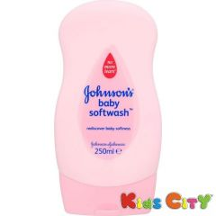 Johnsons Baby Softwash - 250ml