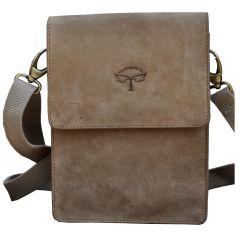 503d5fbf5a3 Buy Scharf Genuine Leather Crossbody Horizontal Sling Bag Online ...