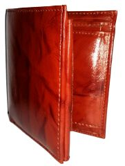 Men Stylist Brown Genuine Leather Wallet By GetSetStyle GW-HBR-7008