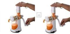 Ganesh Fruit & Vegetable Juicer. Buy 1 Get 1 Free