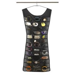 Jewellery Dress Organiser(Black)