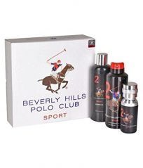 Beverly Hills Polo Club Gift Set No.2 - For Men
