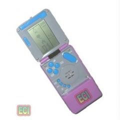 ECI - Mobile Phone Cellphone Shaped Handheld Pocket Portable Video Game
