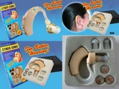 Cyber Sonic Hearing Enhancer Hearing Aid Sound Amplifier