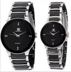 Gift Or Buy New Iik Fancy Couple Watche For Men Women