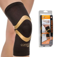 Leg Knee Muscle Joint Protection Brace Support Sports Bandage Guard Gym - 13