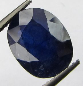 Lab Certified 6.23cts Natural Blue Sapphire/neelam(for Shani/saturn)