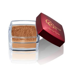 Bronze,luminous Youthful Glow Shimmer Powder By Gorgeous Girl (code - Sp-03)