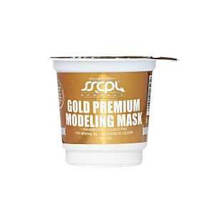 Skin Care - SSCPL Herbals Gold Premium Modeling Mask (25gm)( Code - MM_Gold_08 )
