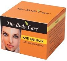 Face Packs, Scrubs, Washes - Anti Tan Pack