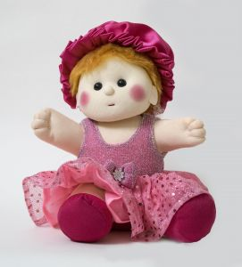 Baby Doll Girl Chamki Rani Color By Lovely Toys (code - Ltdr_03)