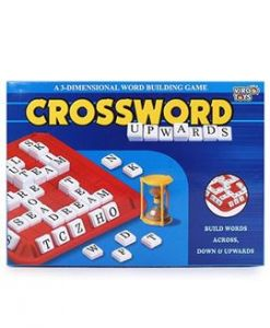 Indoor Games - Virgo Toys Crossword Upward