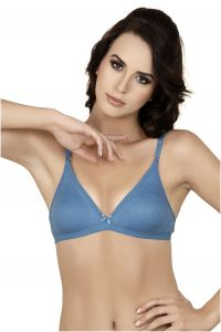T-shirt Bra - Pepsodent- Blue By Alies Lingerie (code - Pepsodent 01)