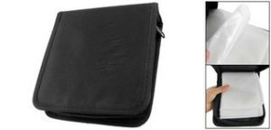 Stationery - 40 CD Holder Pouch Bag