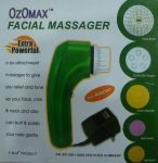 Branded Ozomax Facial Massager Cum Body Massager With Easy To Change Attach