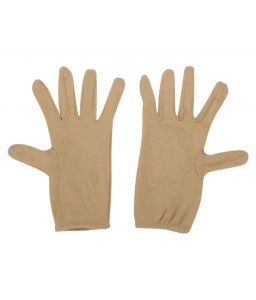 Women's Hand Gloves For Cold, Dust & Sun Protective Quality Material Skin Colour Gloves