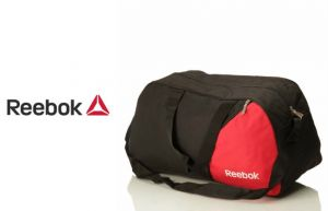 Reebok Gym Duffle Bag