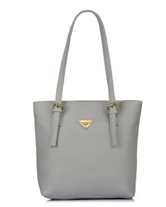 Fostelo Women's Princess Diana Grey Handbag (Code - FSB-1098)