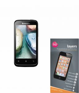 Mobile Screen Protectors (Misc) - Layers Lenovo A369I Matte Screen Guard