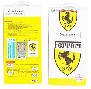 Designer Front And Back Screen Protector Skin For Apple iPhone 5 Scr527
