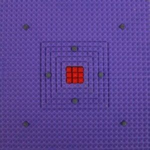 Omrd Accupressure Foot Mat