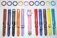 Kids Watches - 11 In 1 Changeable Watch Set With 11 Straps