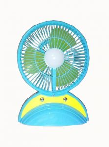 SKys & Ray JY SUPER 6880 EMERGENCY LIGHT WITH RECHARGEABLE FAN MULTIFUNCTION (ASSORTED)