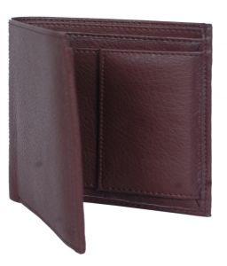 Pe Mens Wallet Money Purse Brown