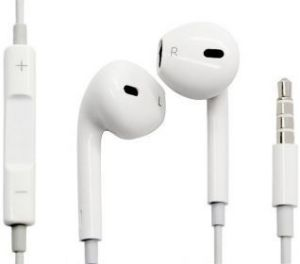 Apple iPhone Handsfree - Earphone With Remote And Mic For iPhone 6 Plus iPhone 6 iPhone