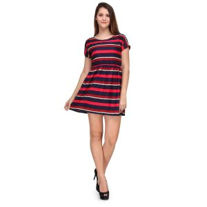 Sportelle Usa India Crepe Mini Dress_7174_