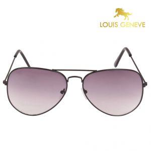 Louis Geneve Brown Plastic Sunglass For Men(Product Code)_LG-SM-41-B-LBROWN