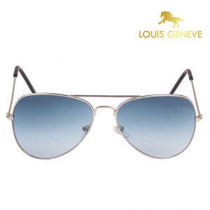 Louis Geneve Green Plastic Sunglass For Men(Product Code)_LG-SM-81-S-DGREEN