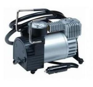 Metal Air Compressor Pump Heavy Duty Metal Body 12 V
