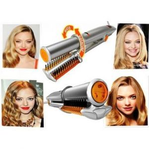 Hair Curlers, Clippers, Stylers - Instyler Rotating Rollers Hair Styler Kit Curler, Straightener Curling Iron