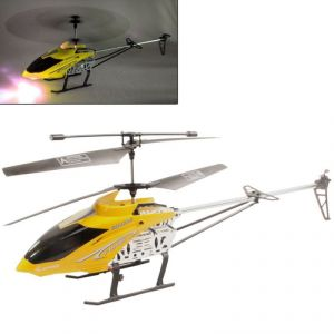 Buy Remote Rc Helicopter For Kids - Large Red & Black Online | Best