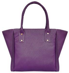 ALL DAY 365 Shoulder Bag  (Code - PURPLE 405)