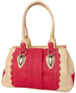 Casual Bags - ALL DAY 365 RED HAND BAG(CODE-HBB55)