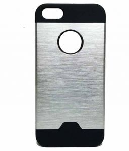 Ddf Back Cover For Apple iPhone 6/6s Silver (product Code - Motsl31)