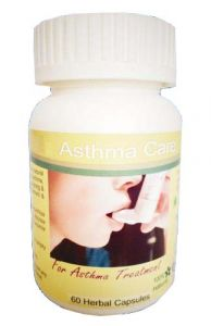 Hawaiian Herbal Asthma Care Capsule