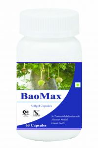 Hawaiian Herbal Baomax Softgel Capsule 60 Softgels