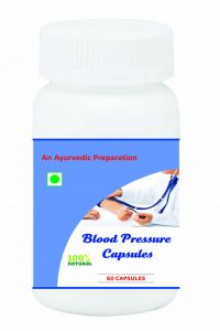 Hawaiian Herbal Blood Pressure Capsule