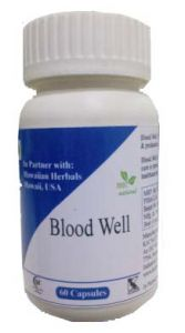 Hawaiian Herbal Blood Tonic Capsule