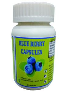 Hawaiian Herbal Blue Berry Capsule
